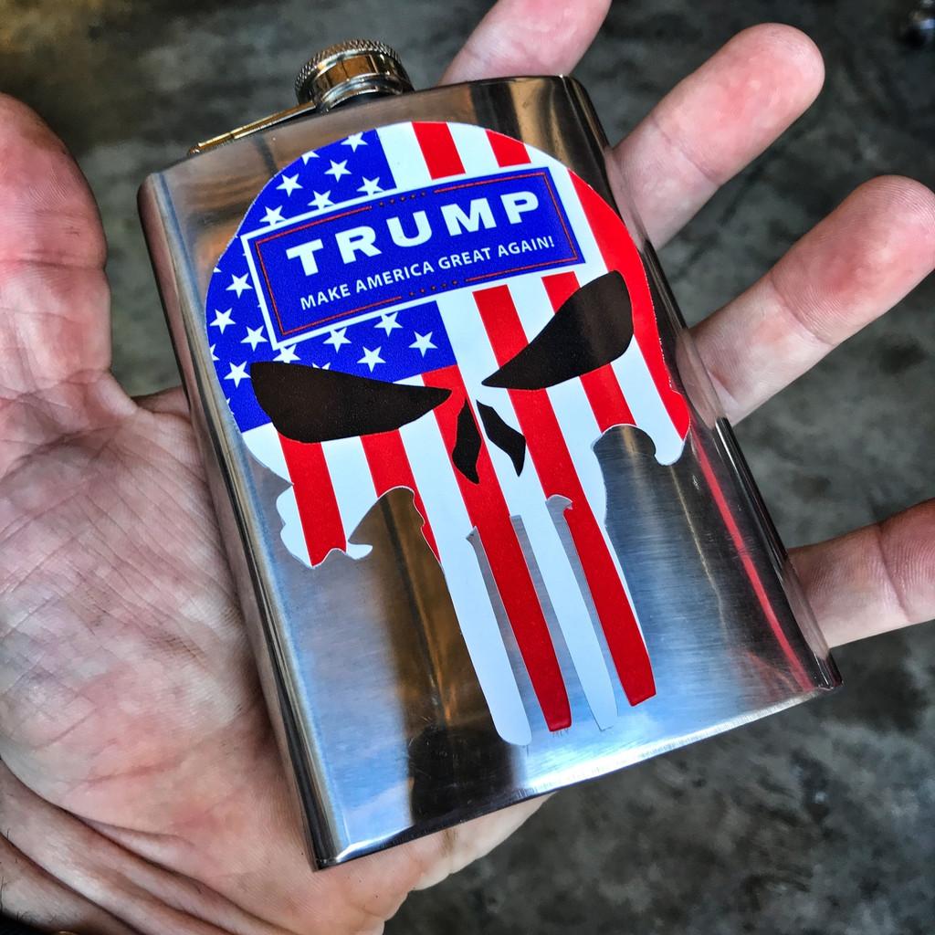 Punisher Trump - Sticker