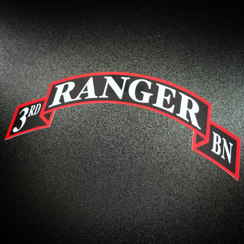 3rd Ranger BN - Sticker
