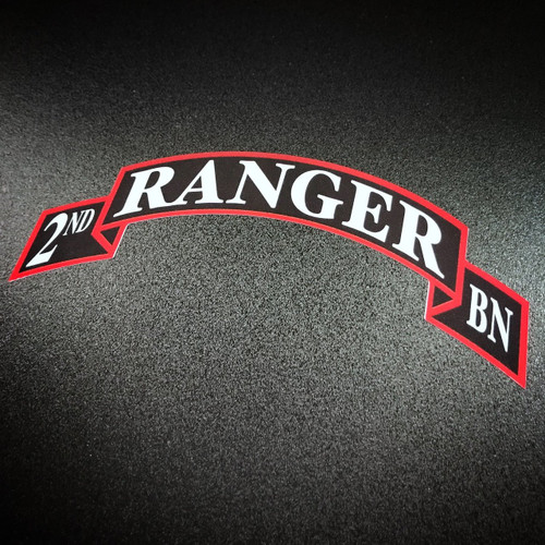 Second Ranger BN - Sticker