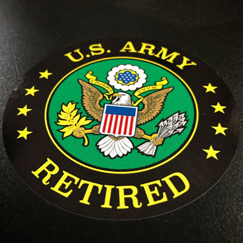 United States ARMY Retired