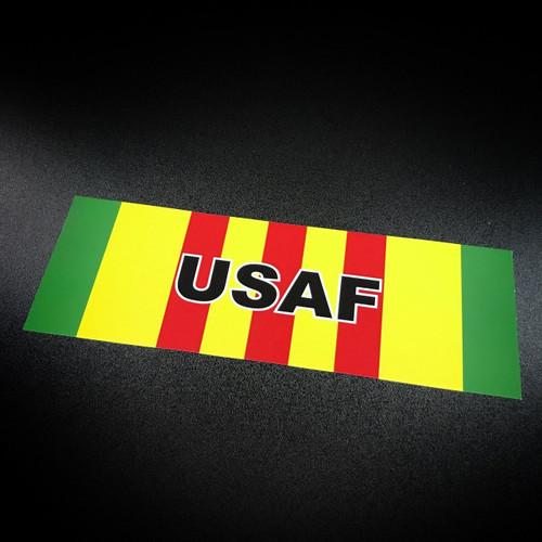 Vietnam Ribbon USAF - Sticker