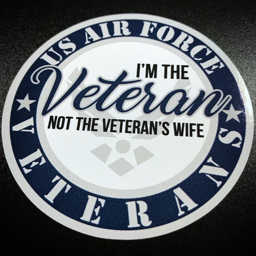 US Air Force Veteran