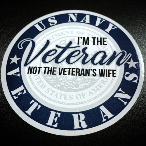 US Navy Veteran