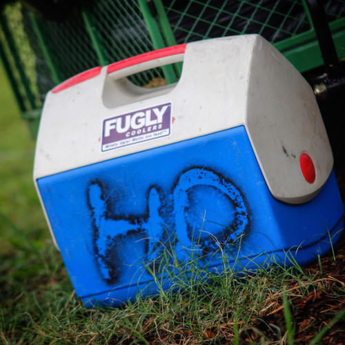 Fugly Coolers Wildly Ugly - Sticker