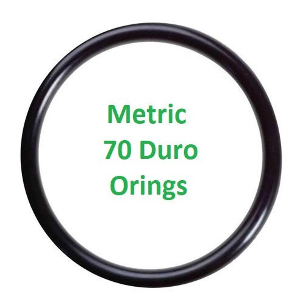Metric Buna  O-rings 12 x 1.2mm Price for 25 pcs