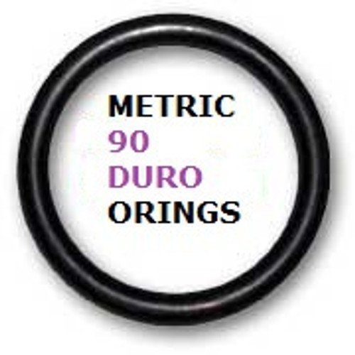 Buna 90 O-rings 10 x 1.5mm Price for 10 pcs