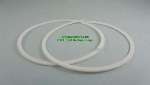 PTFE Backup Rings  Size 012    Price for 5 pcs