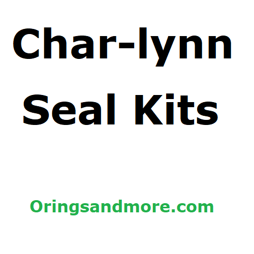 CharLynn 2000 Series Std & Wheel Viton Seal Kit CL-61263
