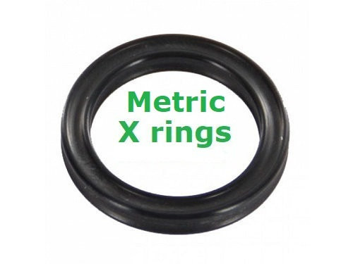 X Rings  10.77 x 2.62mm     Price for 20 pcs
