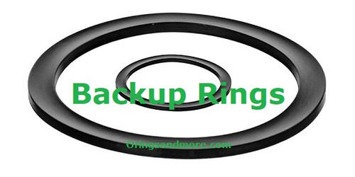 Backup Rings  Size 004    Price for 25 pcs