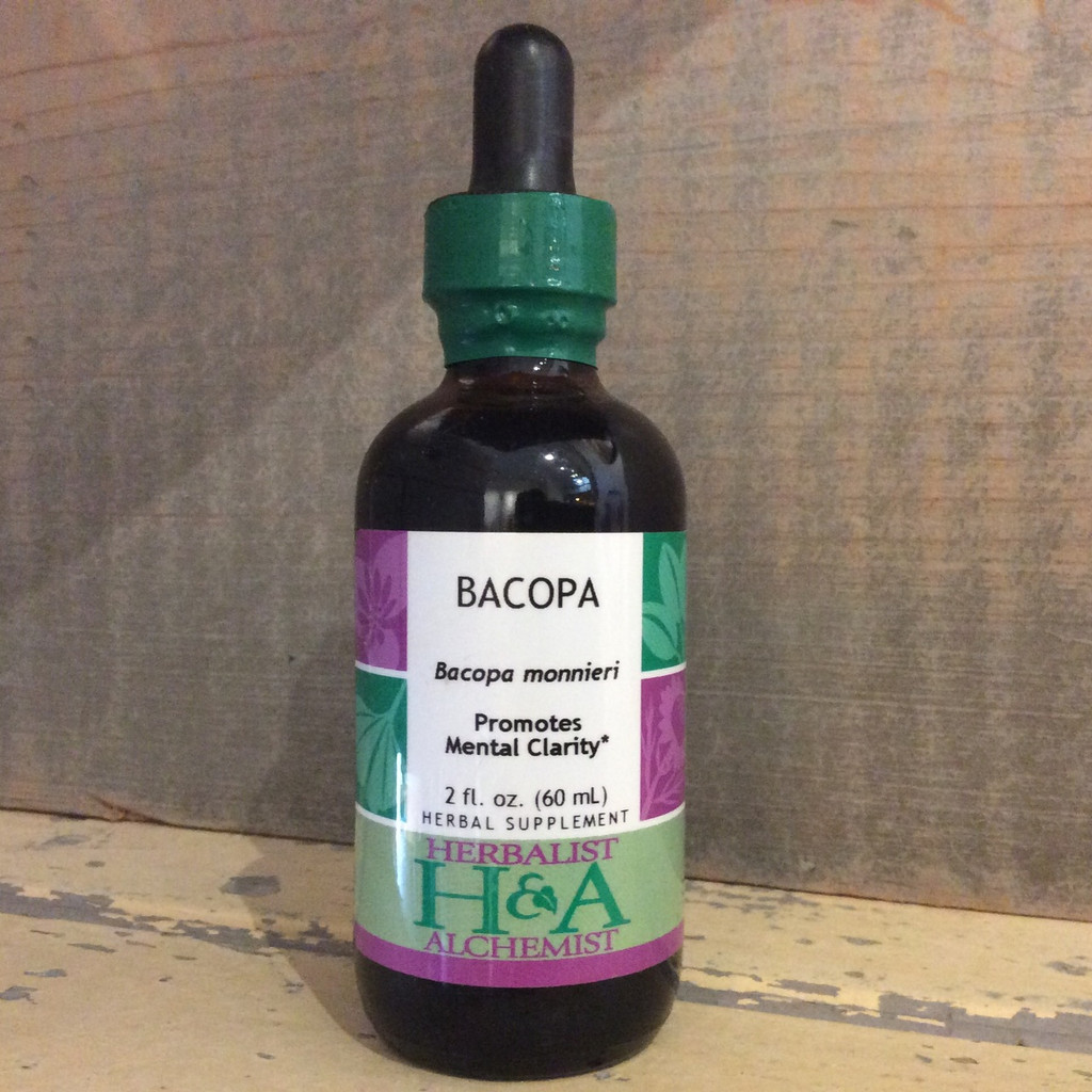 Bacopa Extract 2oz
