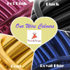 Coloured Wire Options - Standard is Silver wire