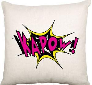 Cushion Cover (Kapow)