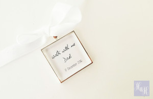 Bouquet Charm (Square) - Judy Design