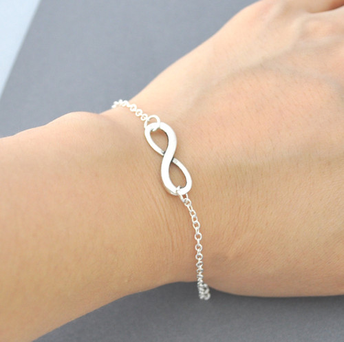 Infinity Bracelet - Bridesmaid Gift