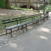 Central Park Settee