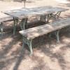 Crotona Park Backless Bench