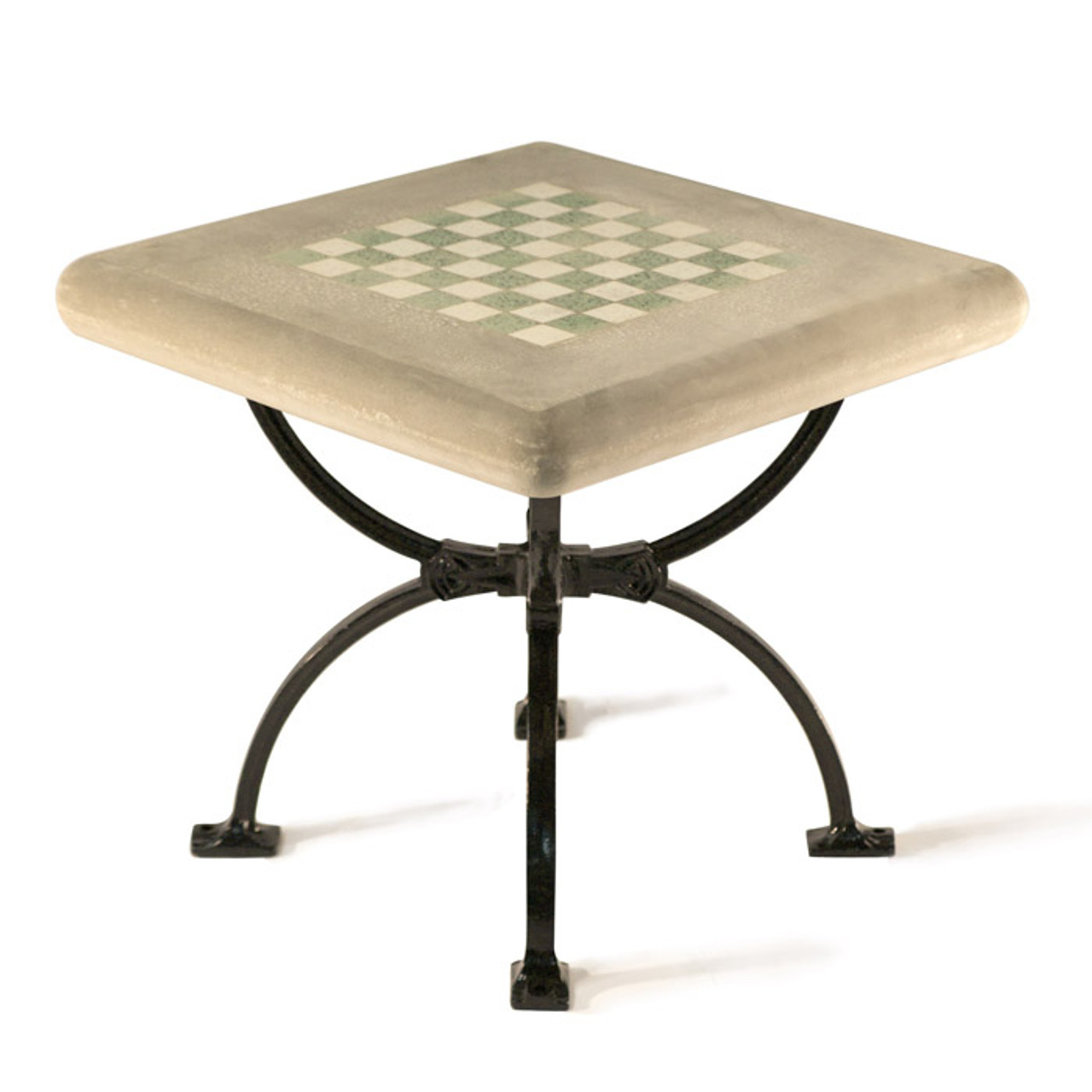 1939 World S Fair Chess Table Kenneth Lynch And Sons