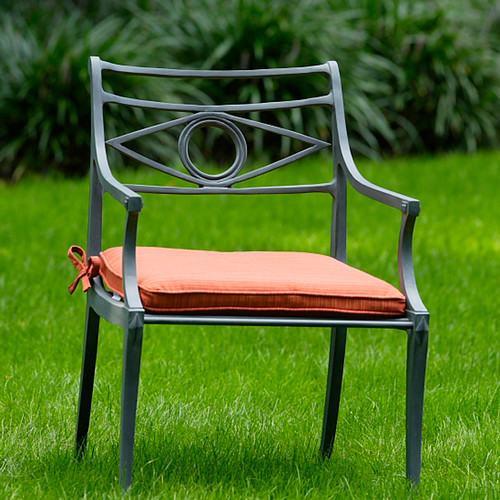 Neoclassical Arm Chair