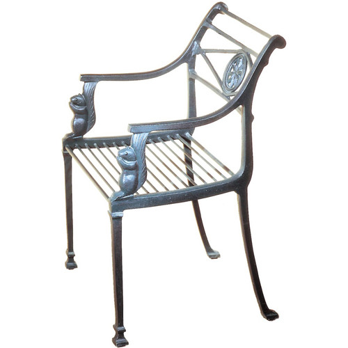Squirrel and Acorn Dinning Chair