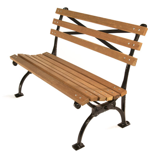 1939 World's Fair Armless Bench