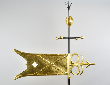 Revitalizing a classic weathervane