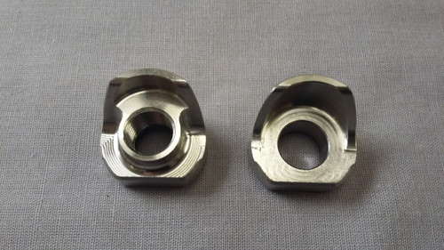 12mm Front Bolt Through Dropout Steel