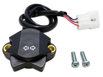 Replacement Indicator Rocker Switch for Motocross Trail Enduro Switch Cluster
