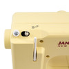 Janome Honeycomb Sew Mini Sewing Machine - Top View (2)