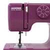 Janome Merlot Sew Mini Sewing Machine - Close Up