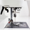 Janome Memory Craft 6300P Refurbished Sewing Machine - Foot and Plate