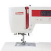 Janome DC2015 Computerized Refurbished Sewing Machine - Thread guide view