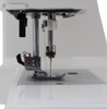 Janome MOD-30 Computerized Sewing Machine (Refurbished) - Side view of needle area