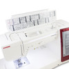 Janome Memory Craft 14000 Sewing and Embroidery Machine with New Exclusive Bonus Bundle - Stitch Options