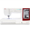 Janome Memory Craft 14000 Sewing and Embroidery Machine - Front View
