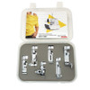 Bernette 6pk Serger Presser Foot Set for Models B44 and B48