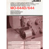 Juki MO-644D Serger Included Instruction Manual