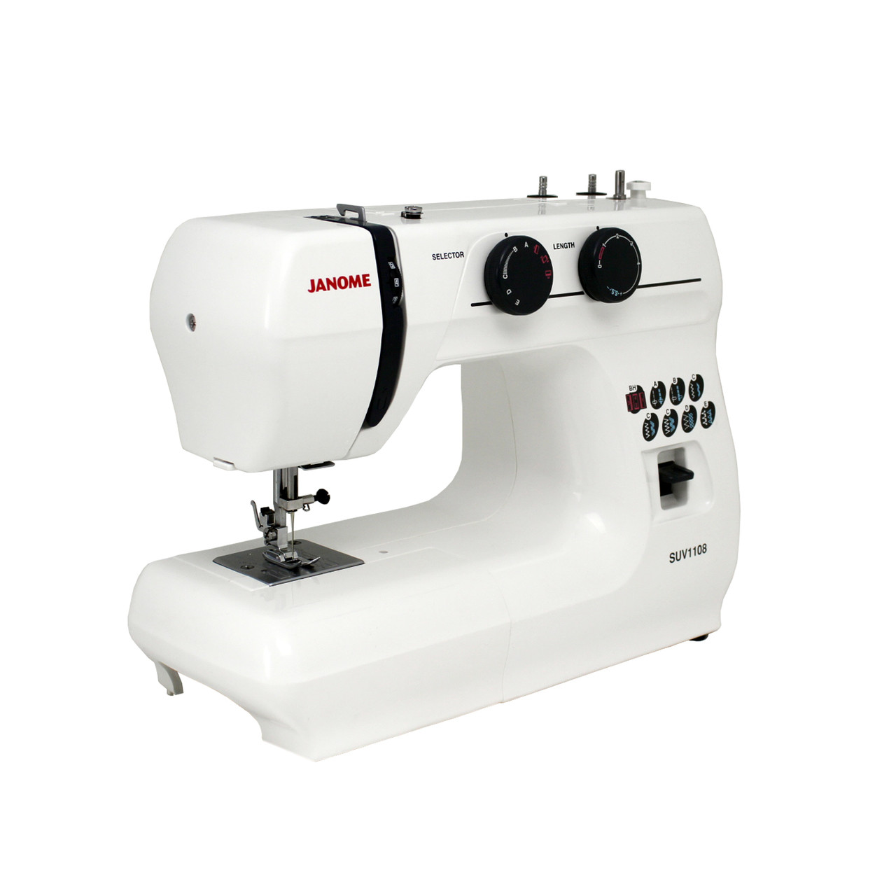 Janome SUV1108 Sewing Machine with Bonus Bundle $189.00 - FREE ...