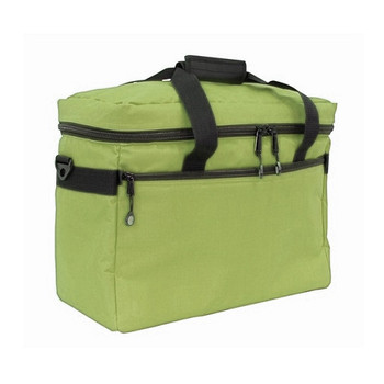 BlueFig CB18 Sewing Machine or Project Tote (Lime)