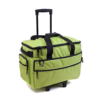 BlueFig TB19 Sewing Machine Trolley (Lime)