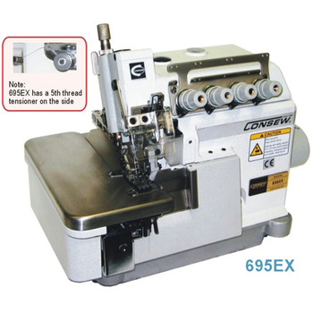 Consew Model 695EX Overlock / Coverstitch Sewing Machine