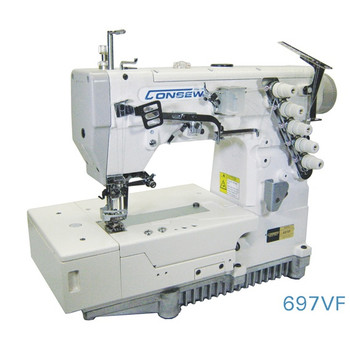 Consew Model 697VF Overlock / Coverstitch Sewing Machine