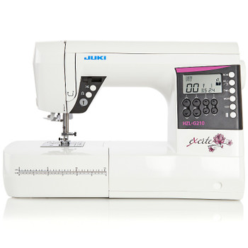 Juki HZL-G210 Computerized Sewing Machine