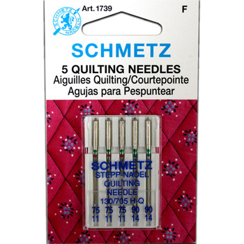 Schmetz Quilting Needles - Assortment
