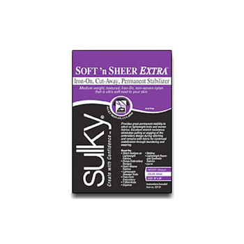 Sulky Soft 'n Sheer Extra Stabilizer
