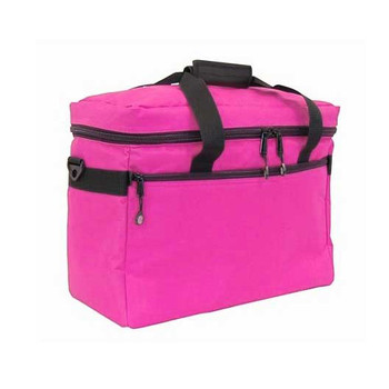 BlueFig CB18 Sewing Machine or Project Tote in Pink