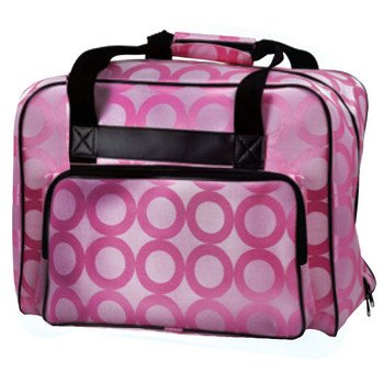 Janome Sewing Machine Tote Bag - Pink