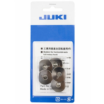 Juki TL Series Metal Bobbins- Package of 5