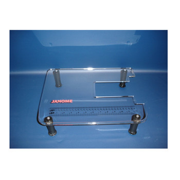 """Janome 11.5"""" x 15"""" Acrylic Extension Table for Models 2206, 2212 & HF2139"""