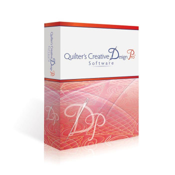 Grace Quilter's Creative Design Pro Software Powered by QuiltCAD
